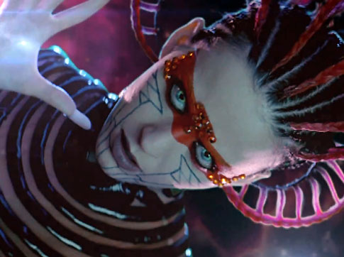katy-perry-bizarre Katy Perry s E.T. Lyrics And Video -- Alien Deception Strikes Again