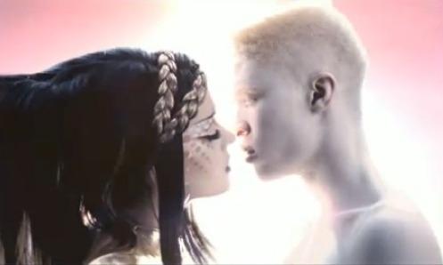 "Katy Perry's ""E.T."" Lyrics And Video -- Alien Deception ...  Katy Perry'..."