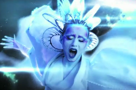 katy-perry-floating1 Katy Perry s E.T. Lyrics And Video -- Alien Deception Strikes Again
